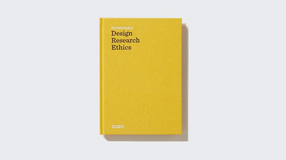 The Little Book of Design Research Ethics