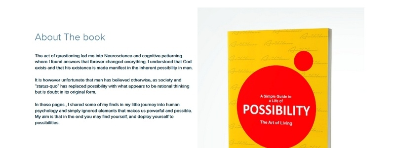 Possibility by Francis Arihilam