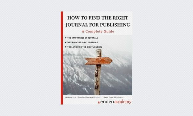 How to Find the Right Journal for Publishing