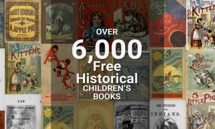 Over 6,000 Free Historical Children's Books