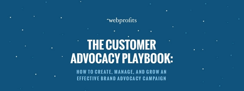 The Customer Advocacy Playbook by Sujan Patel