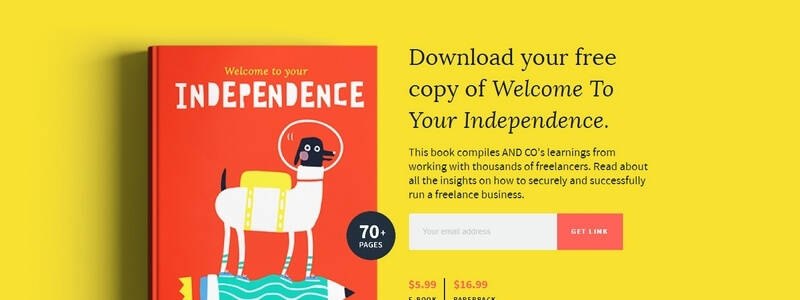 Welcome To Your Independence by And Co