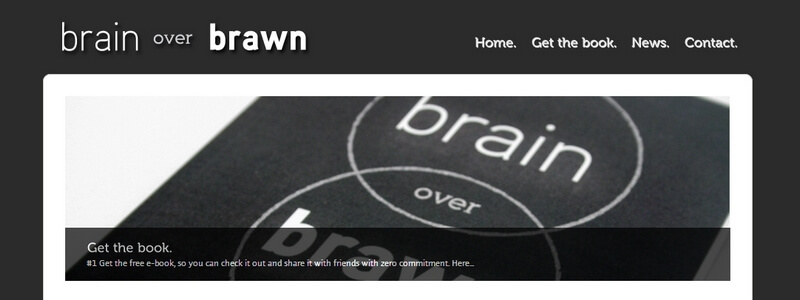 Brain Over Brawn: Smart Solutions to Regain and Maintain Strength, Health & Youth by Clint Cornelius