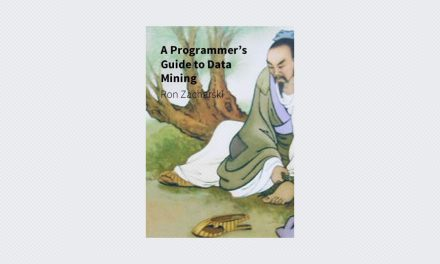 A Programmer's Guide to Data Mining
