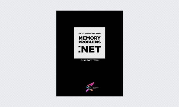 Detecting and Solving Memory Problems in .NET