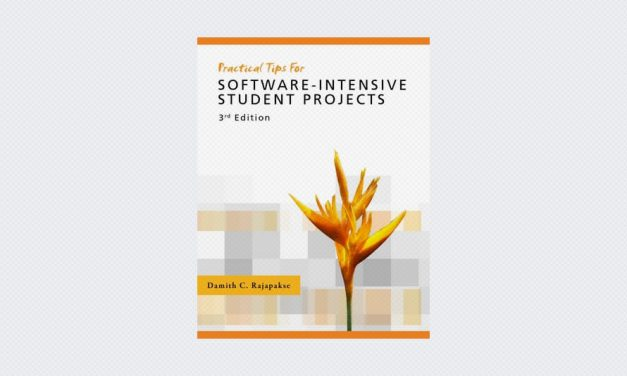 Practical Tips for Software-Intensive Student Projects: 3rd Edition