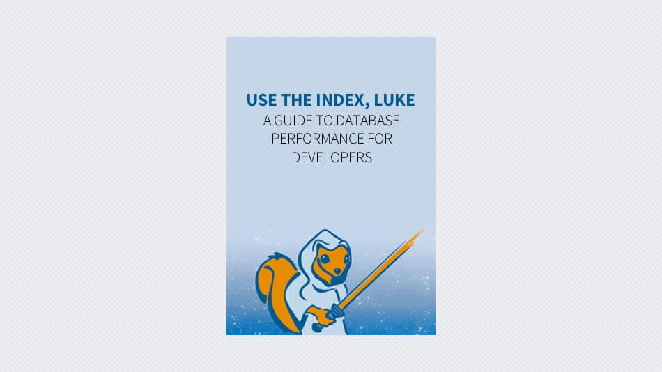 SQL Indexing and Tuning