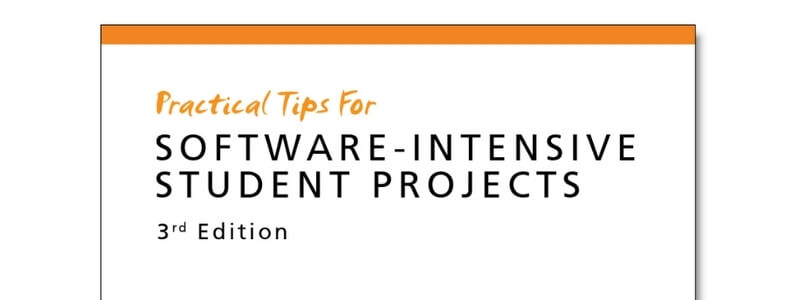 Practical Tips for Software-Intensive Student Projects: 3rd Edition by Damith C. Rajapakse