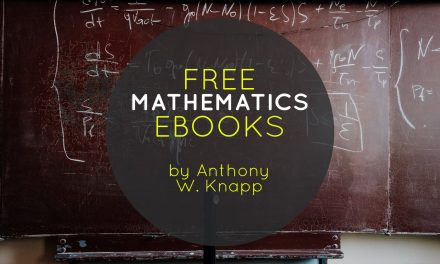 Free Mathematics Ebooks – Algebra & Real Analysis