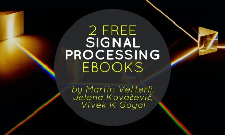 2 Free Signal Processing Ebooks
