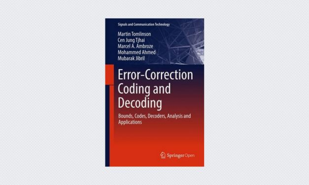 Error-Correction Coding and Decoding: Bounds, Codes, Decoders, Analysis and Applications
