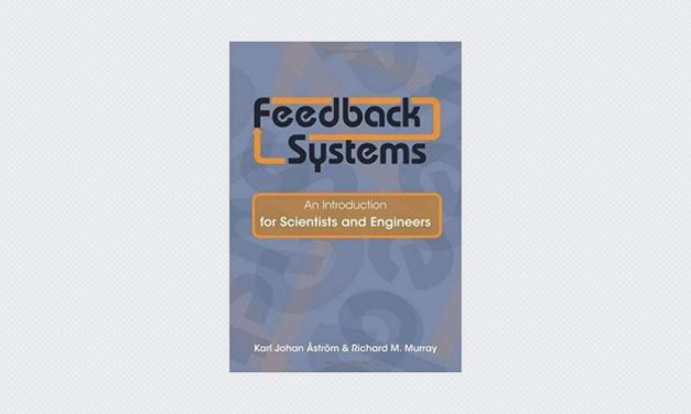 Feedback Systems: An Introduction for Scientists and Engineers