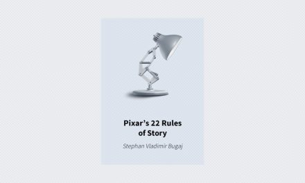Pixar's 22 Rules of Story