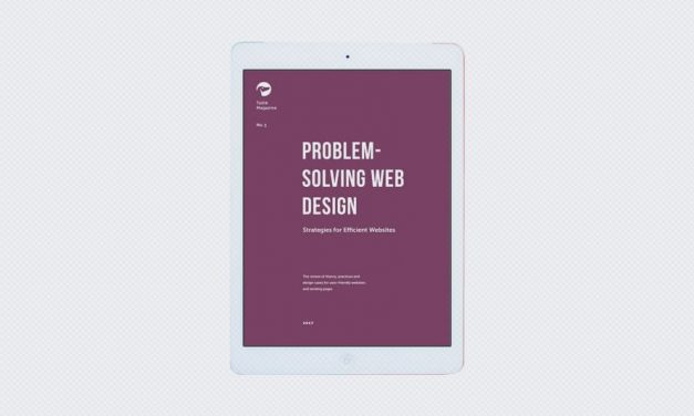 Problem-Solving Web Design: Strategies for Efficient Websites