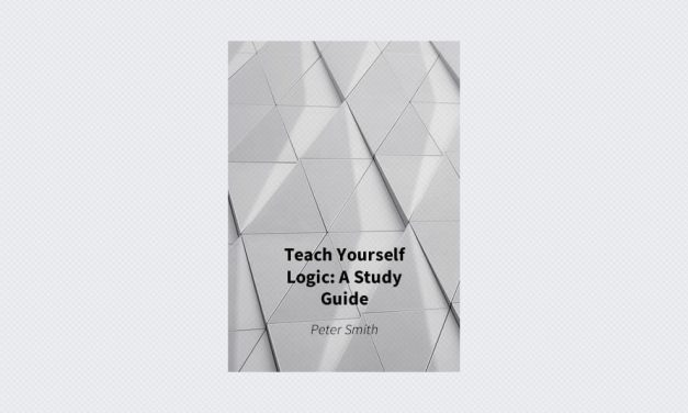 Teach Yourself Logic: A Study Guide