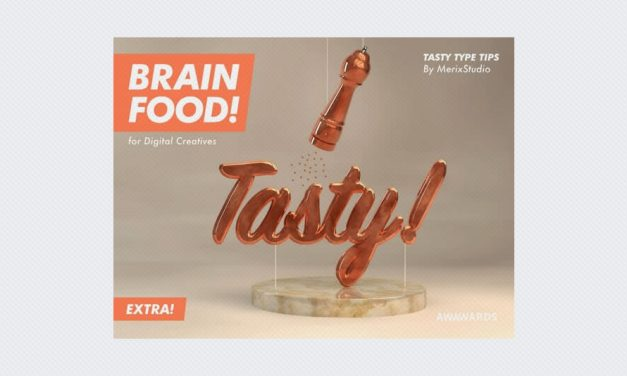 Typography: Tasty Type Tips