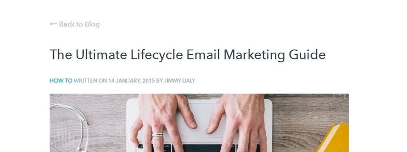 The Ultimate Lifecycle Email Marketing Guide by Vero