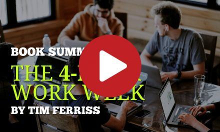 (Video) Book Summary – 28 Top Tricks From The 4-Hour Work Week by Tim Ferriss