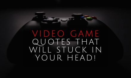 Free Ebook on Funny and Thought Provoking Quotes from Popular Video Games
