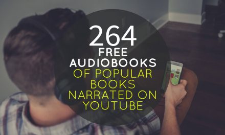 264 Free Audiobooks of Popular Books Narrated on Youtube