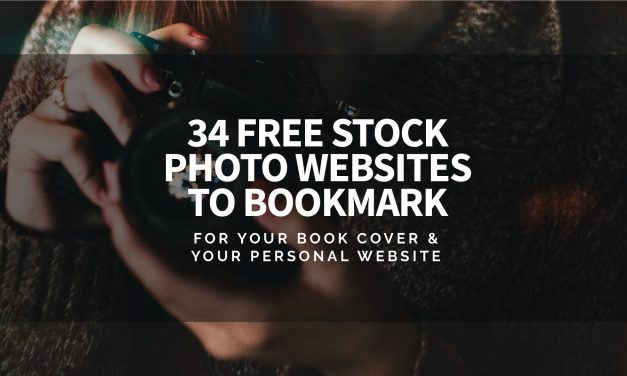 34 Free Stock Photo Websites To Bookmark for Your Book Cover & Your Personal Website
