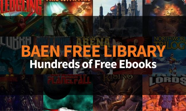 Baen Free Library – Hundreds of Free Ebooks