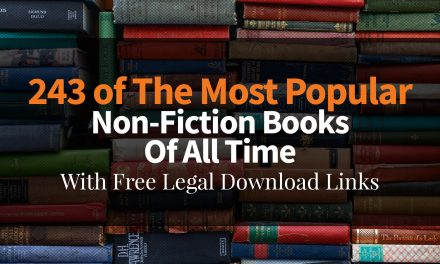 243 Of The Most Popular Non-Fiction Books Of All Time – With Free Legal Download Links
