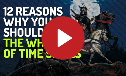 (Video) Why You Should Read Wheel of Time – 12 Reasons Why You Should