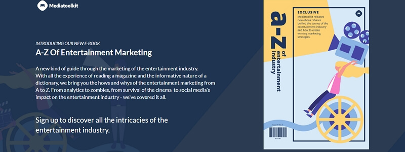 A-Z Of Entertainment Marketing