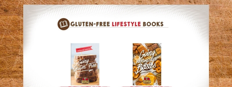 7 Free Gluten Free Recipe Ebooks
