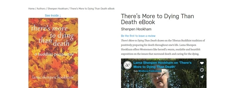 There's More to Dying Than Death