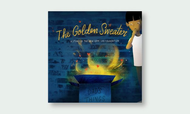 The Golden Sweater: A Story of Grief, Strength and Love
