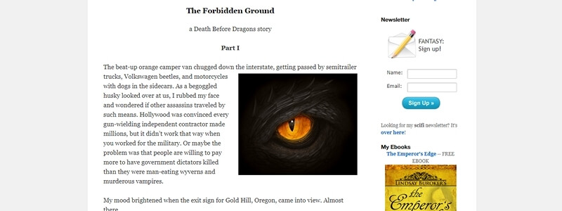 The Forbidden Ground - A Death Before Dragons Story