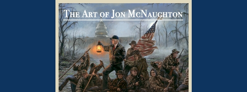 The Art of Jon McNaughton - Images of an American Artist
