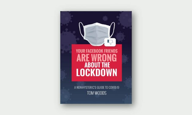 Your Facebook Friends Are Wrong About The Lockdown