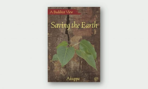 Saving the Earth: A Buddhist View