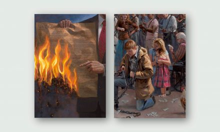 The Art of Jon McNaughton – Images of an American Artist