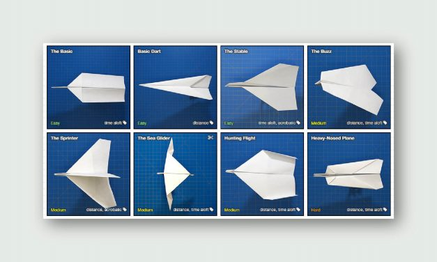 45 Free Online Paper Airplane Designs