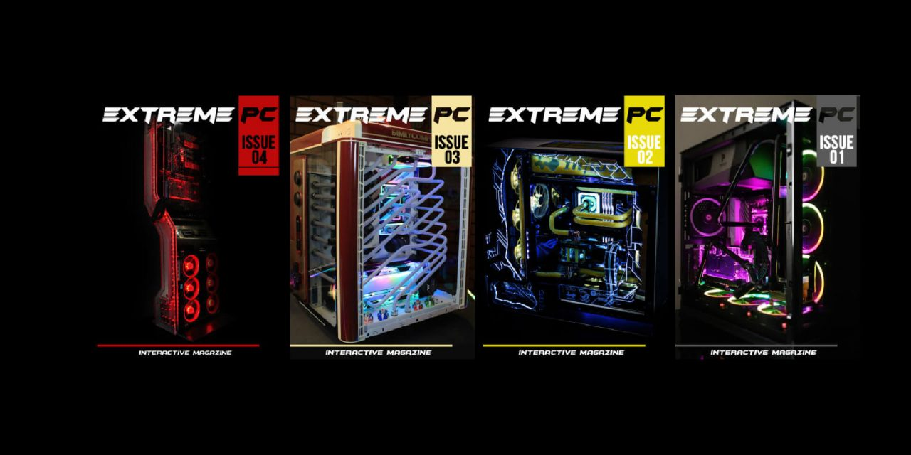 Free Interactive PC Builds and Setups Magazine