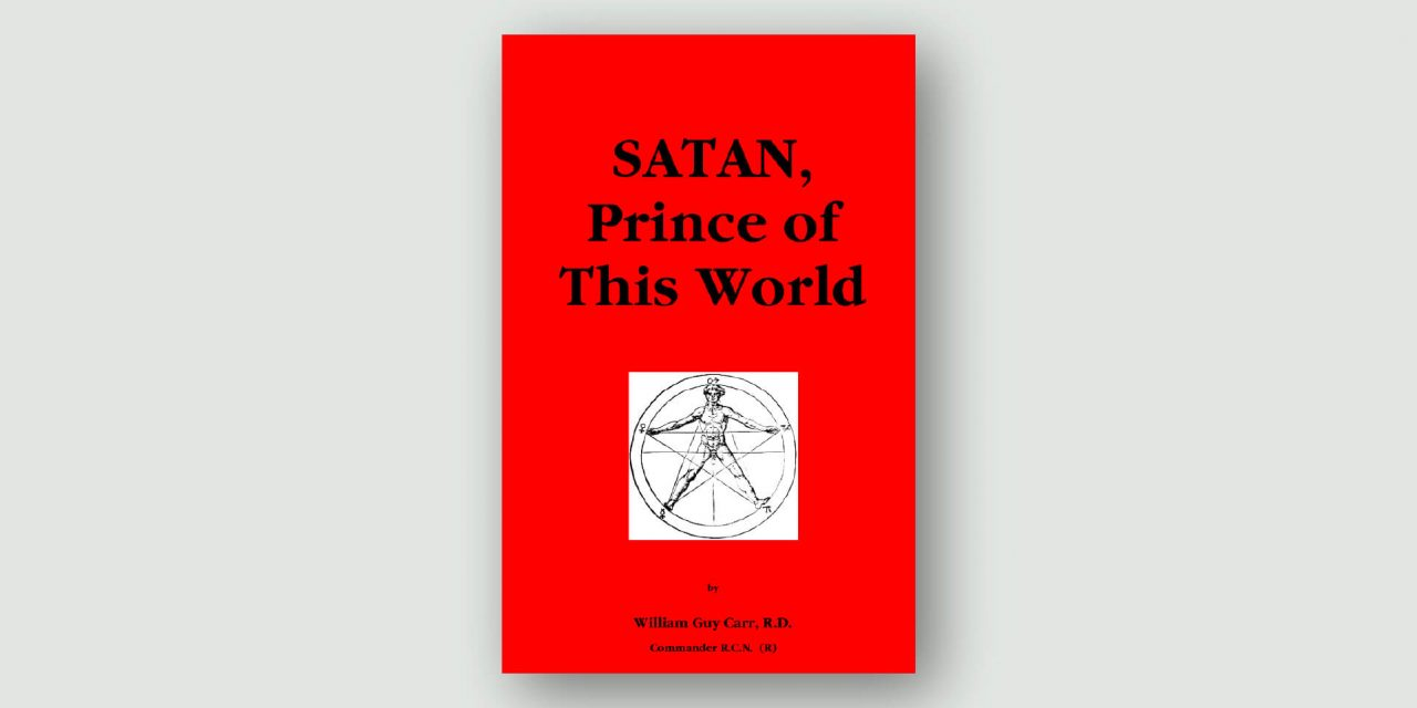 Satan, Prince of This World