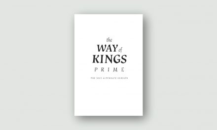 The Way of Kings Prime