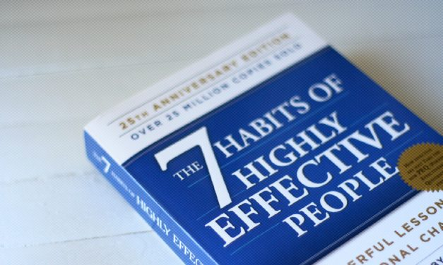 Book Summary Infographic – The 7 Habits of Highly Effective People