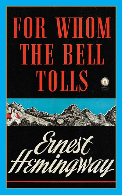 For whom the Bell tolls by Hemingway