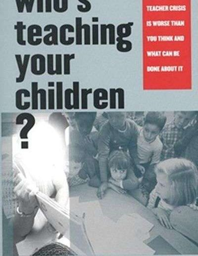 Who's Teaching your Children? by Vivian Troen and Katherine C. Boles