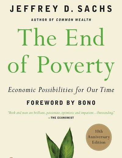 The End of Poverty by Jeffrey Sachs