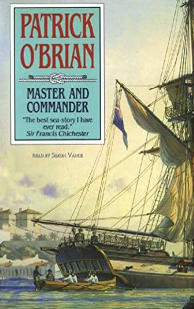 The Aubrey/Maturin series by Patrick O'Brien