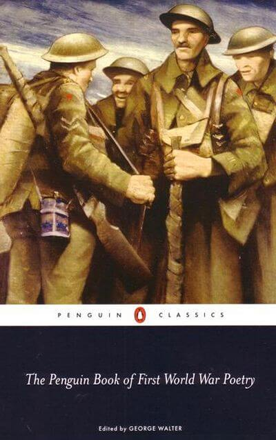 Penguin Book of First World War Poetry by Various
