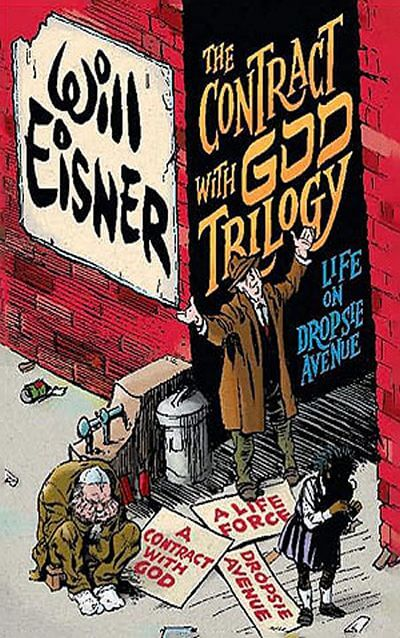 The Contract With God Trilogy by Will Eisner