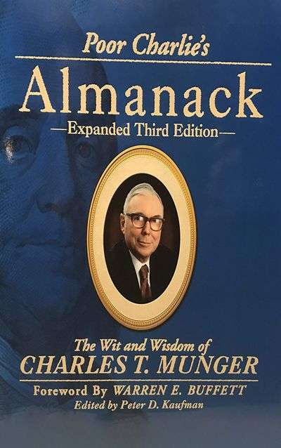 Poor Charlie's Almanack by Peter D. Kaufman and Ed Wexler