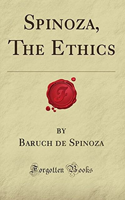 Ethics by Spinoza